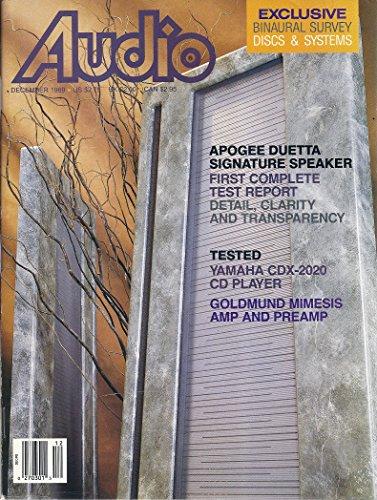Audio Magazine (December 1989)