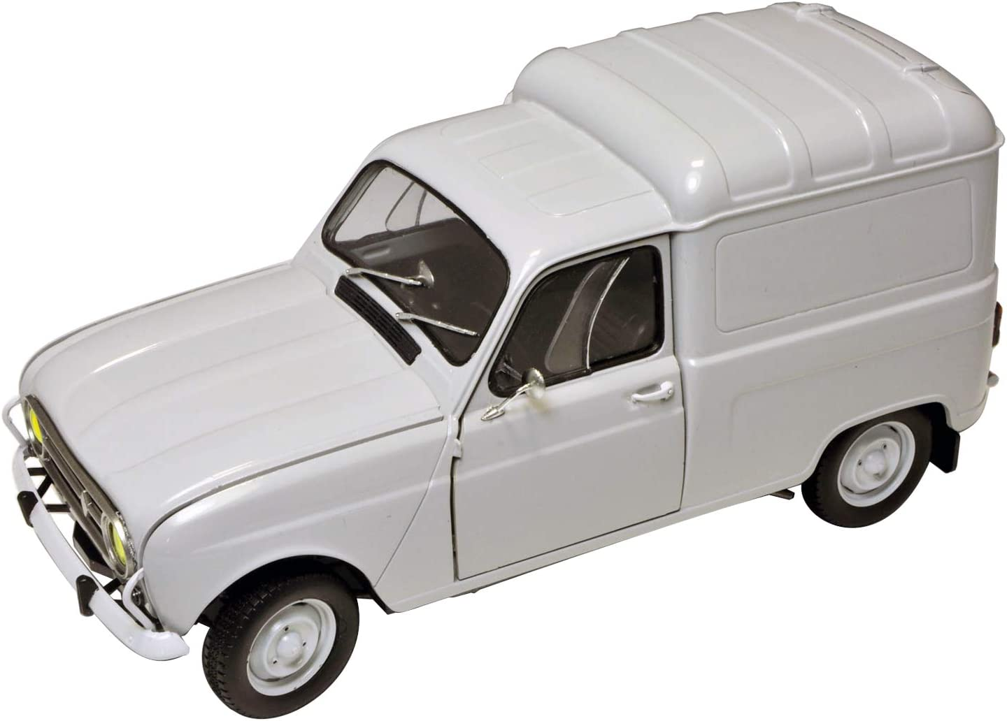 1:24 Renault 4 Fourgonnette Model Kit