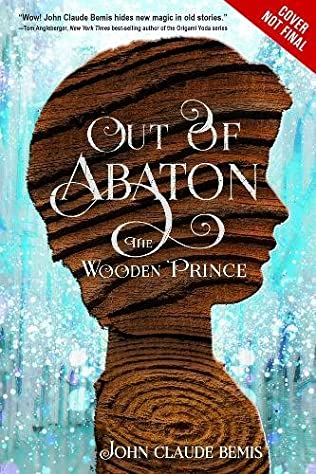 book cover of The Wooden Prince
