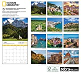National Geographic Italy 2019 Wall Calendar