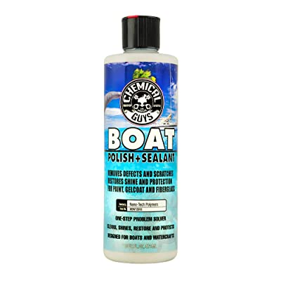 Chemical Guys MBW10916 Marine and Boat Polish and Sealant (16 oz): Automotive