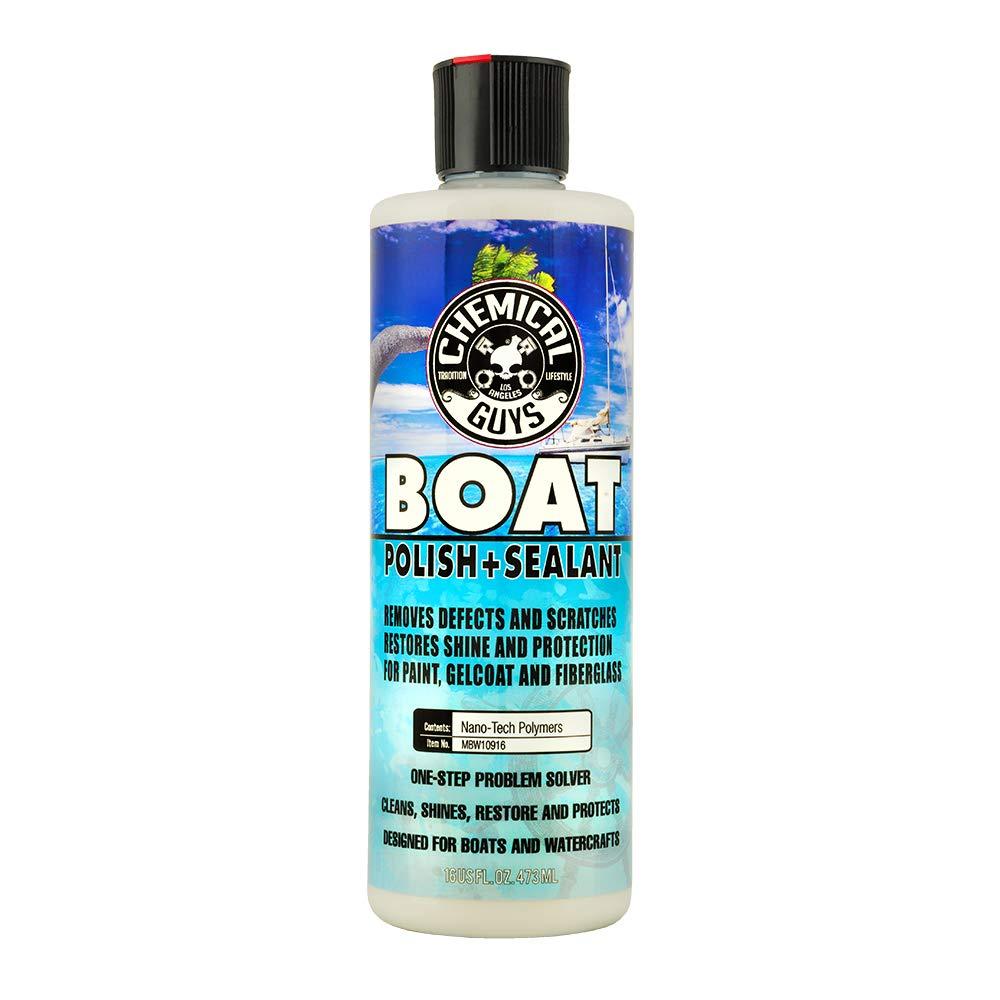 Chemical Guys MBW10916 Marine and Boat Polish and Sealant (16 oz)