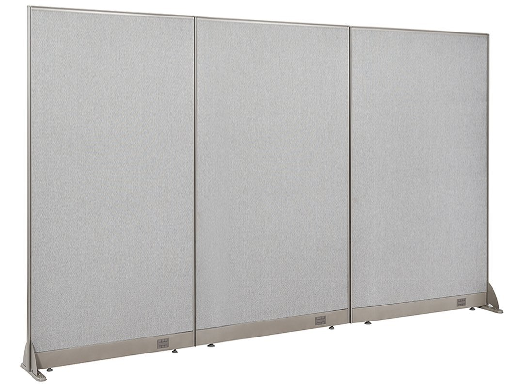 GOF Office Freestanding Partition 108W x 72H / Office Divider (108W x 72H)