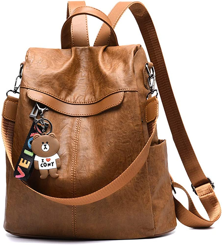 Women Backpack Purse...