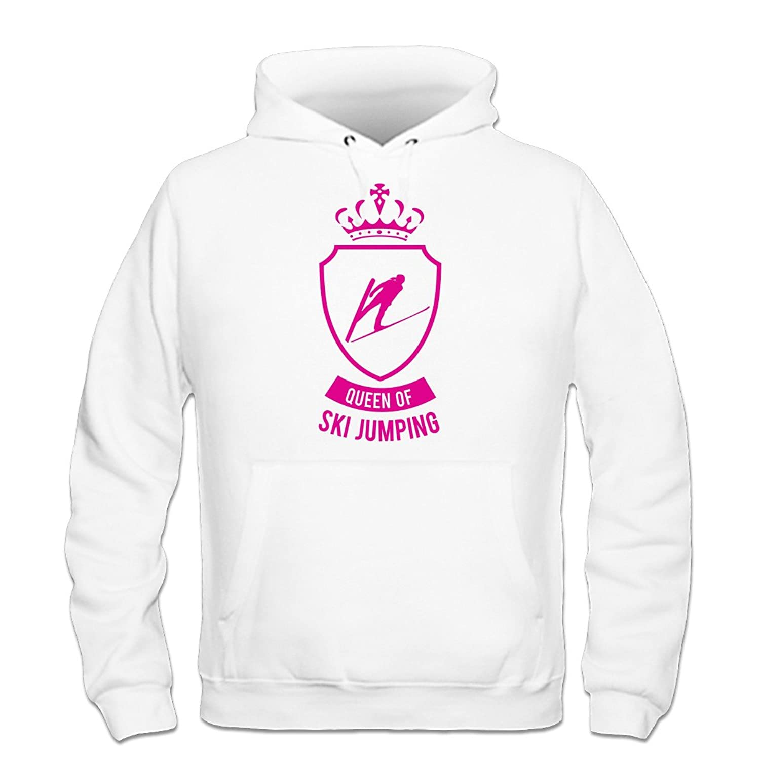Queen Of Ski Jumping Kapuzenpulli by Shirtcity
