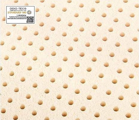 Amazon.com: King Original Talalay colchón de látex (Pad de ...