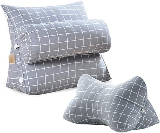 Cuscini Poggiatesta Per Divano.Fiofe Cuscino Grande Poggiatesta Per Divano Cuscino Triangolare