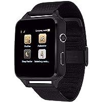 WMWMY Bluetooth Smart Watch Montre De Sport Panneaux Écran Clock Support Huawei Téléphone Mobile Android Carte Sim FM De L'Appareil Photo