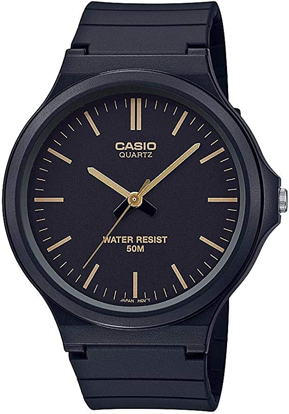 Casio Classic Quartz Watch with Resin Strap