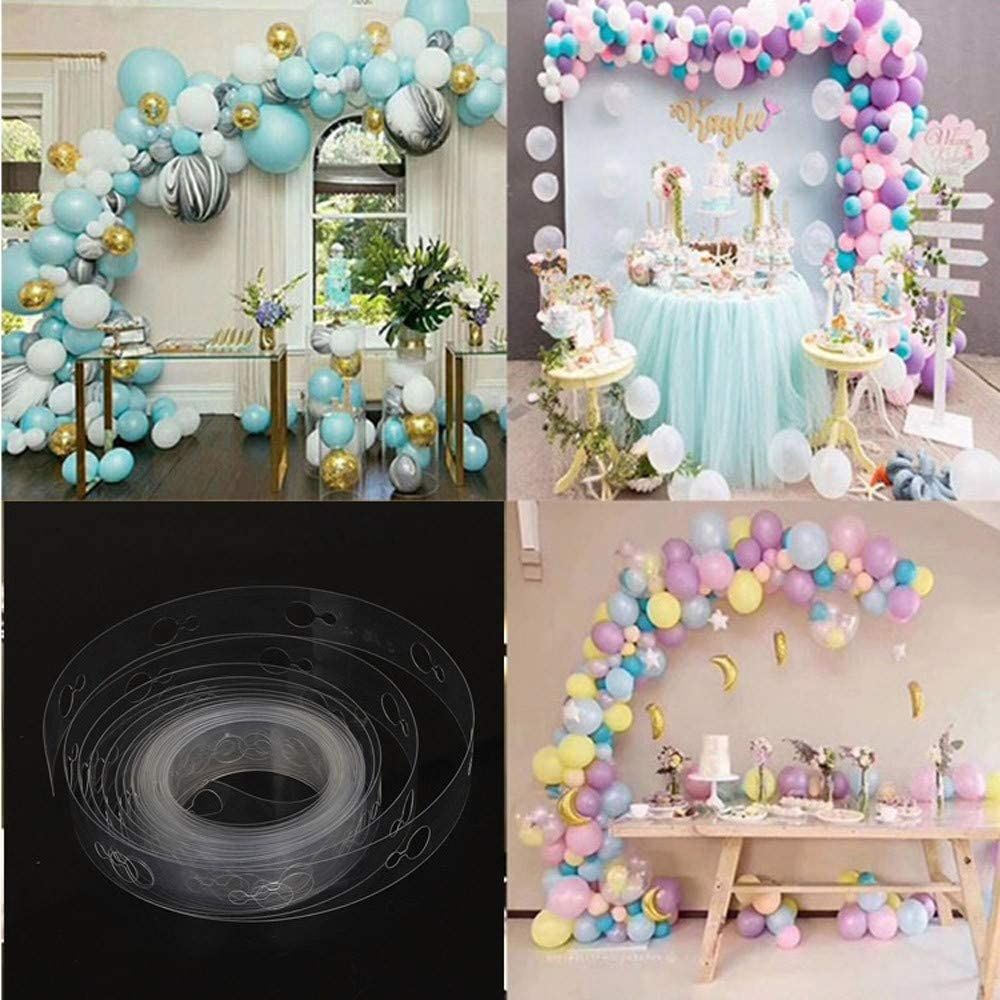 6 FT Balloon Garland Arch Party Kit Owl Birthday Supplies Some Bunny Birthday