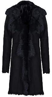 380c2d64b House Of Leather Ladies Sheepskin Coat 3/4 Length Long Toscana ...