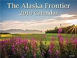 The Alaska Frontier 2019 Alaska Wall Calendar By, 9 x 12 inch Monthly Wall Calendar