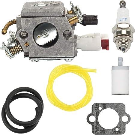 Filtro de aire a juego con Husqvarna 346 motor Sierra