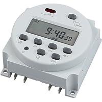 CAMWAY DC 12 V 16 A digital elektronisk LCD-tidsrelä omkopplare programmerbar timer