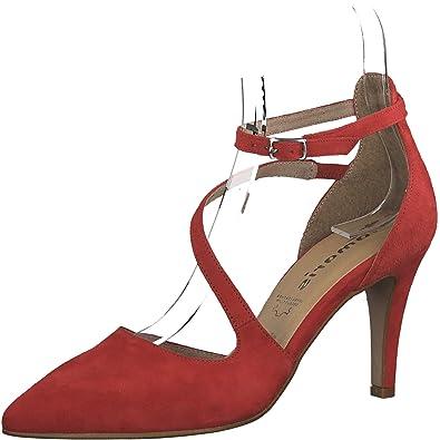 Talons Á SangleDame Tamaris sandales Femme Chaussures Escarpins À eCoxdB
