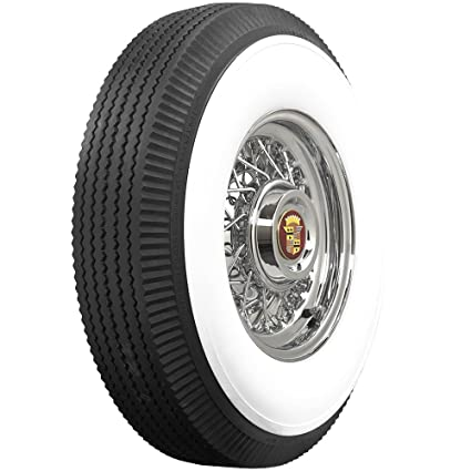 Bias Ply Tires >> Amazon Com Coker Tire 613122 Firestone Vintage Bias Ply Tire 890 15
