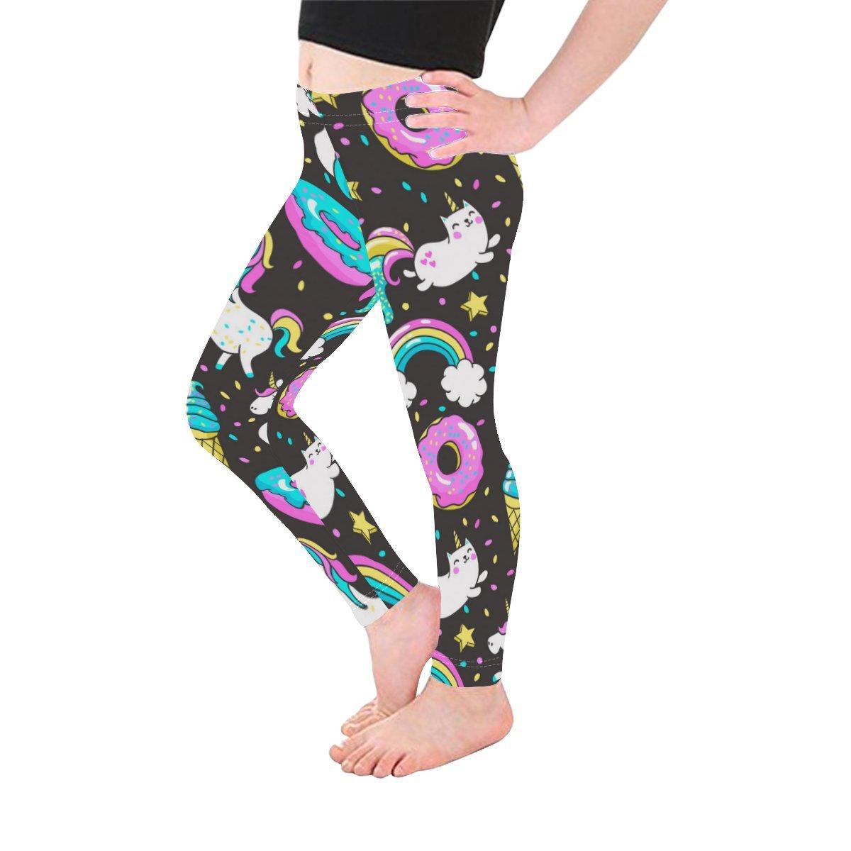Artsadd Unique Debora Custom Kids Ankle Length Leggings Skinny Pants