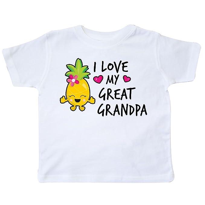 inktastic Great Grandpa Toddler T-Shirt