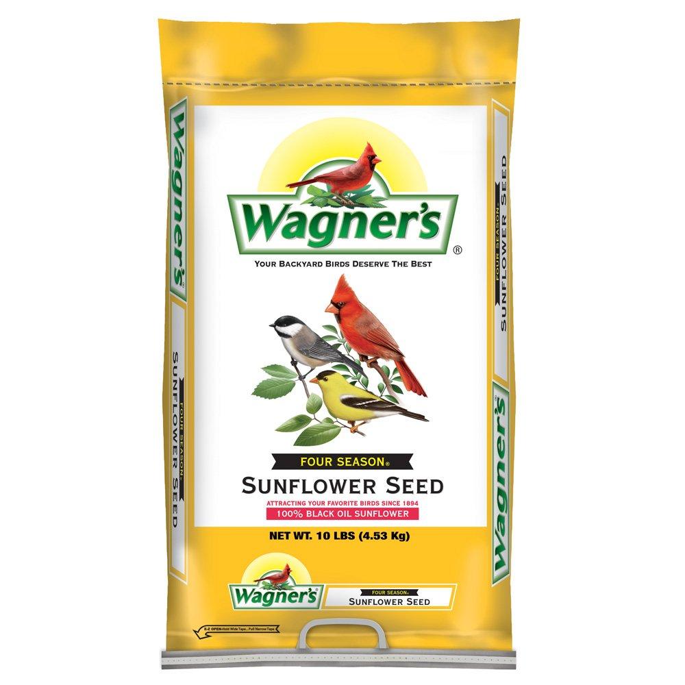 Wagner's 52001 Classic Blend Wild Bird Food, 5-Pound Bag