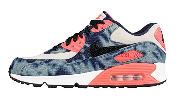 new concept 132ef 95712 ... Nike Mens Air Max 90 Denim QS Midnight Navy Trainer Size 6 UK ...