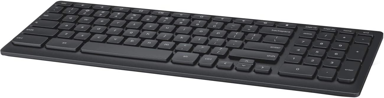 Dell Computer Multimedia Keyboard for Chrome KB115 (WMRH1)