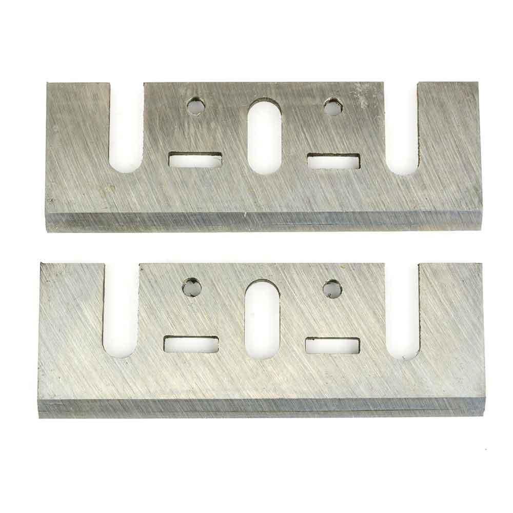 3-1/4 Inch 82mm TCT Carbide Planer Blades for Makita 1900B,KP0800, DeWalt D26676, DW680, Bosch, Ryobi