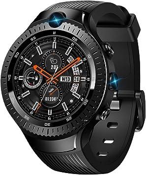 Smartwatch, Reloj Inteligente Llamada LTE Dual Cámara 5MP + 5MP ...