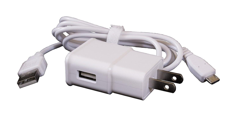 ReadyPlug USB充電器ケーブルfor :信頼緊急車ジャンプスターターwith Powerbank 22195ホーム/オフィス/アダプター/ Retractable /車充電器アクセサリー ホワイト MP6HIWOFW7418FEB06 B079NPM211 充電器とケーブル (ホワイト) 充電器とケーブル (ホワイト) -