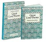 Listen and Read Great Love Poems, William Shakespeare, Edna St. Vincent Millay, Ben Jonson, John Donne, Christina Rossetti, Thomas Hardy, Andrew Marvell, 0486293076