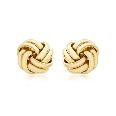 69231a950 Carissima Gold Pendientes de mujer con oro amarillo de 18 K (750 ...