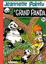 Jeannette Pointu, tome 14 : Le grand panda par Wasterlain