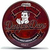 Dapper Dan Deluxe Pomade Medium Hold Shine, 100 mL
