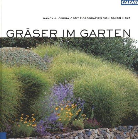 Gräser im Garten.