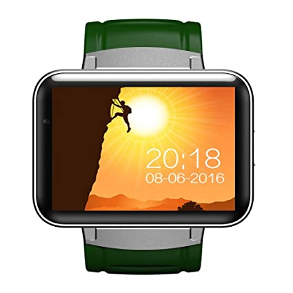 DM98 Bluetooth Smart Watch 2 2 inch Android OS 3G Smartwatch
