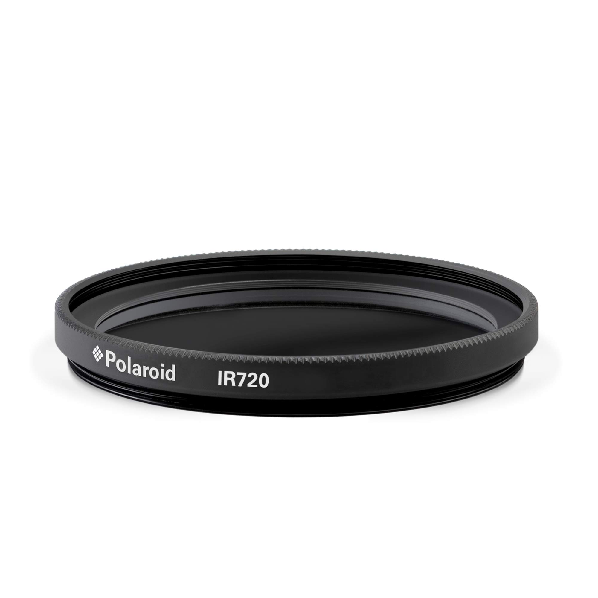 Polaroid Optics 58mm Infrared Filter [X-Ray Effect] – IR720 Removes Most Visible Light Below & Above 720nm Wavelength- Compatible w/ All Popular Camera Lens Models