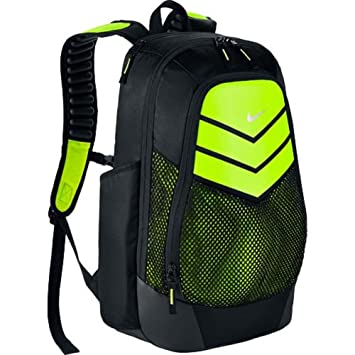 nike vapor backpack black