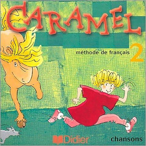 En ligne téléchargement gratuit Caramel, numéro 2 : Méthode de français (CD audio) pdf ebook