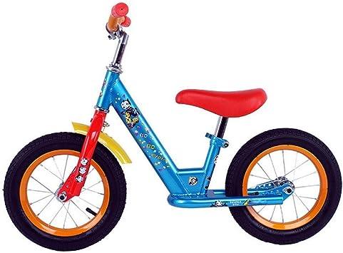 HAO-JJ Bicicletas for niños Equilibrio for niños Coche de Dibujos ...