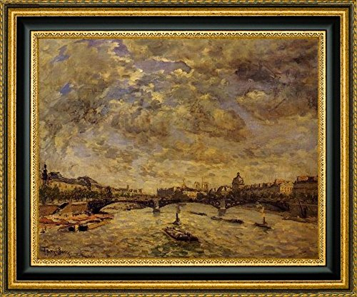 The Pont Carousel, Paris by Frank Myers Boggs - 15