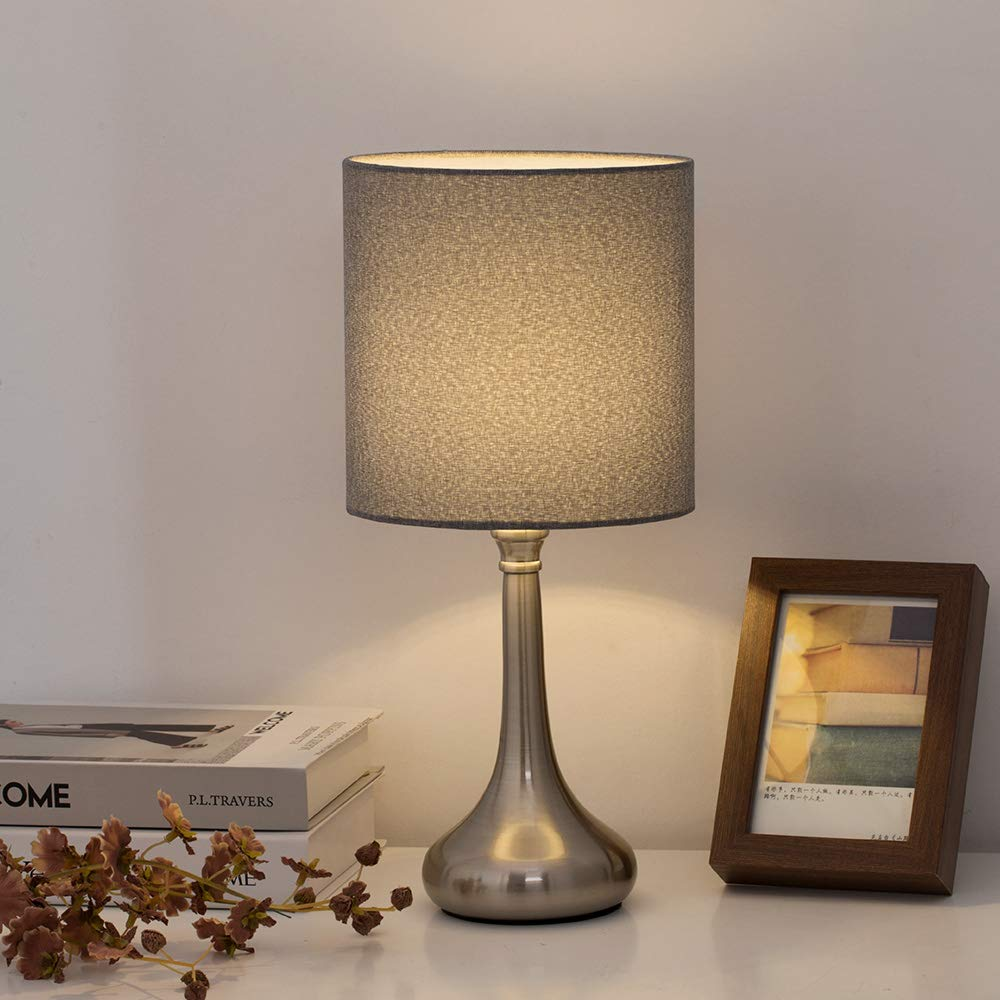 Haitral Modern Table Lamps Small Night Buy Online In Barbados At Desertcart