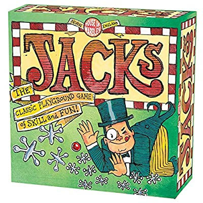 Jacks Game: Toys & Games