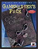 Call of Cthulhu Gamemaster's Screen, Chaosium Staff, 1568821662