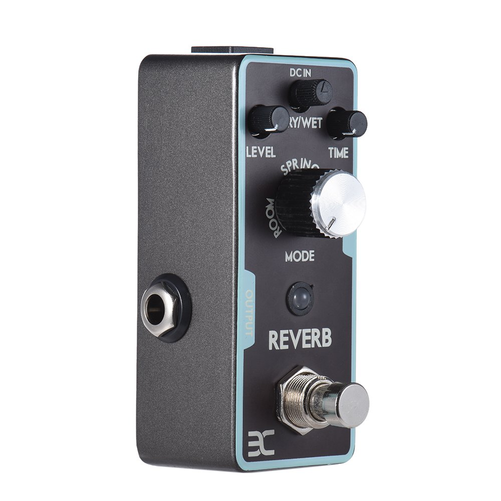 Docooler ENO Effect Pedal ENO Reverb Guitar Effect Pedal True Bypass