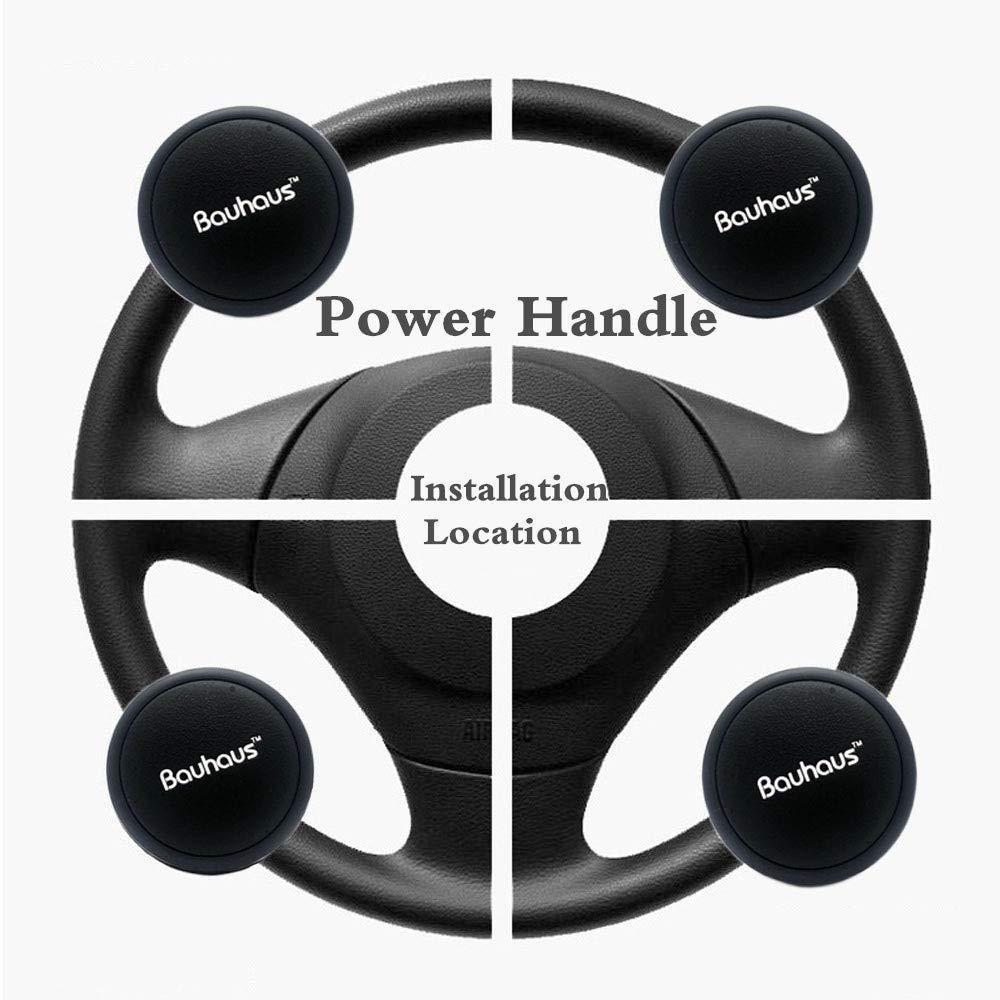 Amazon.com: Pomo giratorio para volante de coche, de Suicide ...