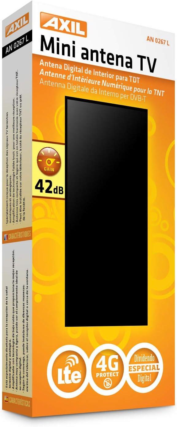Desconocido 9301R286 9301R286-Antena Electrónica Interior TDT con Filt