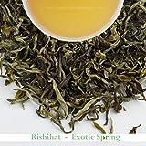 2017 - Rishihat Spring Exotica - Darjeeling First Flush Tea | 500gm (17.63oz) | Organic Indian Black Tea | China Cultivar | Darjeeling
