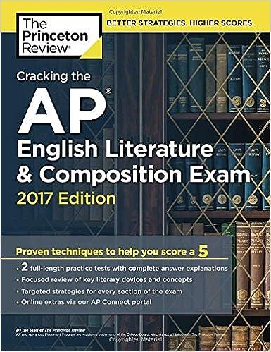 ap english literature exam essays