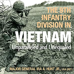 The 9th Infantry Division in Vietnam Hörbuch