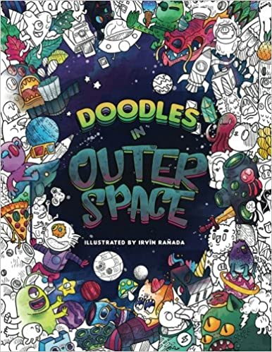 Amazon Doodles In Outer Space