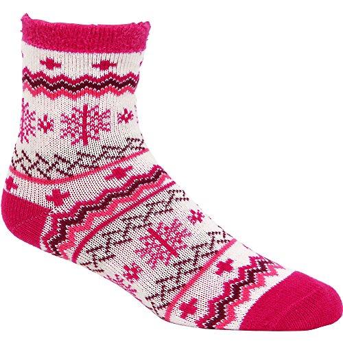 Sof Sole Pink Socks - 4